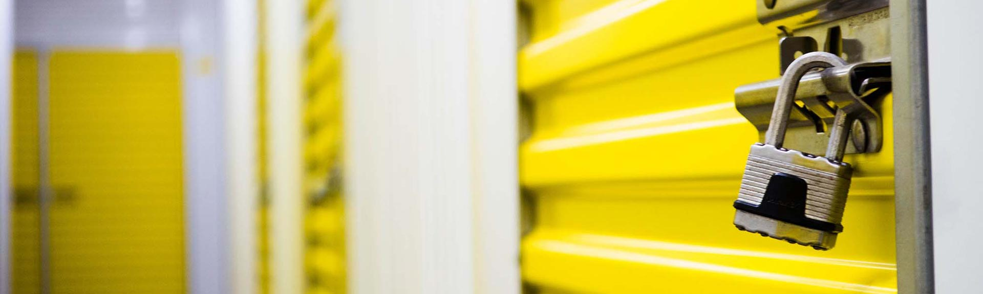 Smart Storage facilities image.