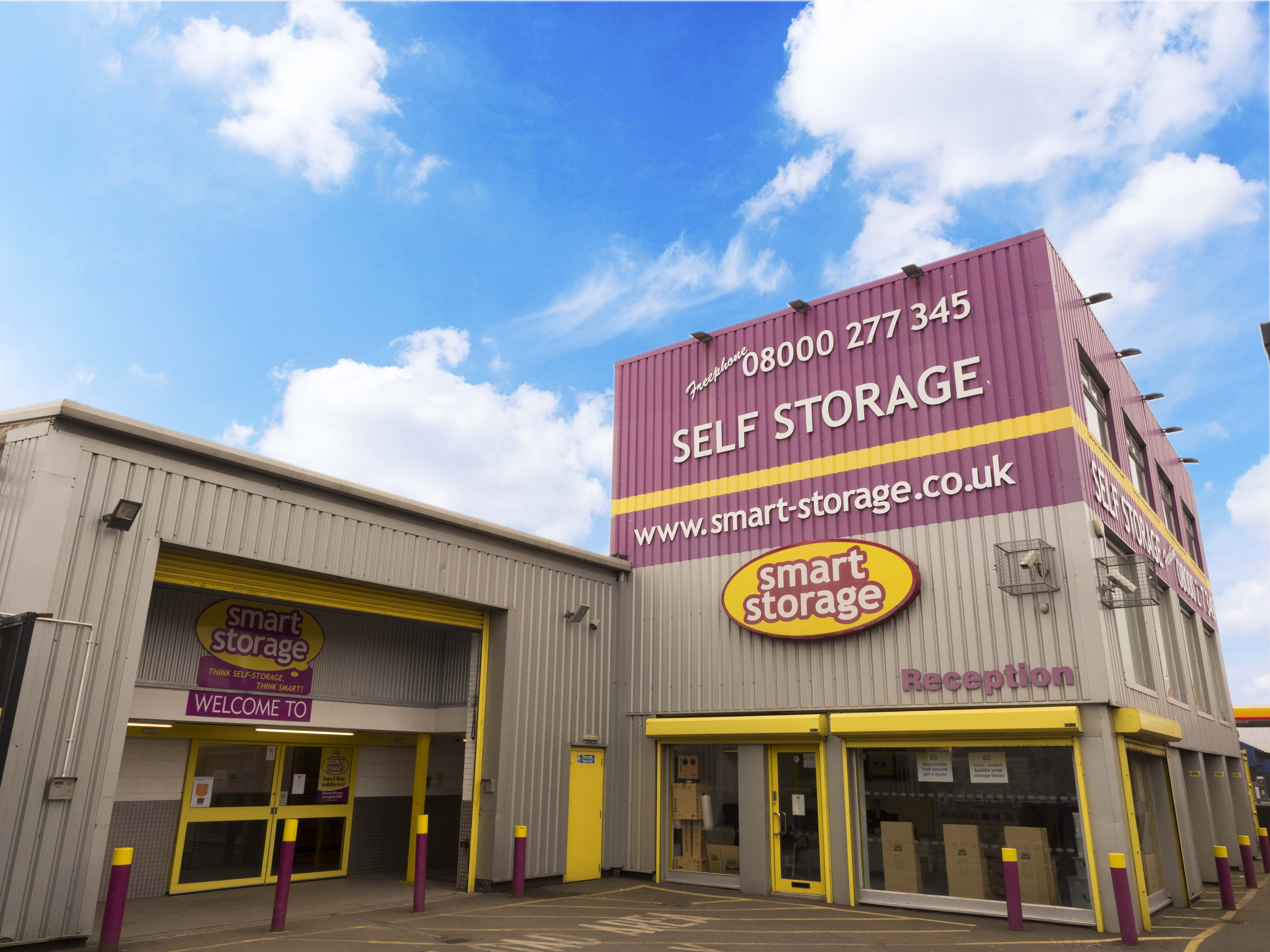 Our Stores Smart Storage Locations Self Storage
