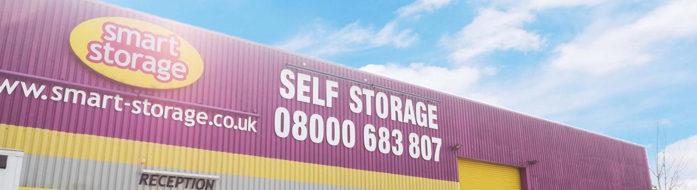 Smart Storage Preston
