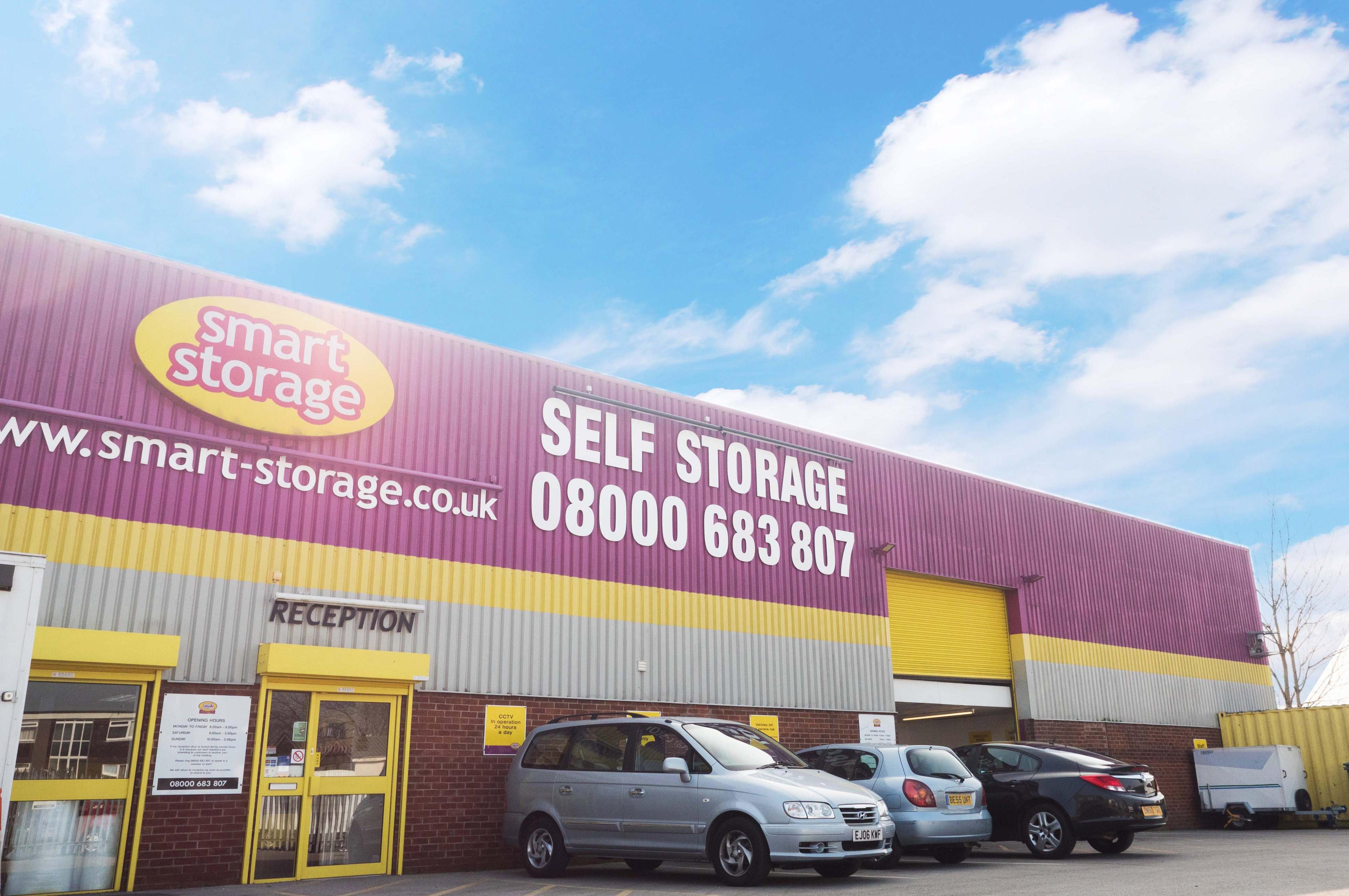 Self Storage Preston Cheap Storage Units Smart Storage Ltd