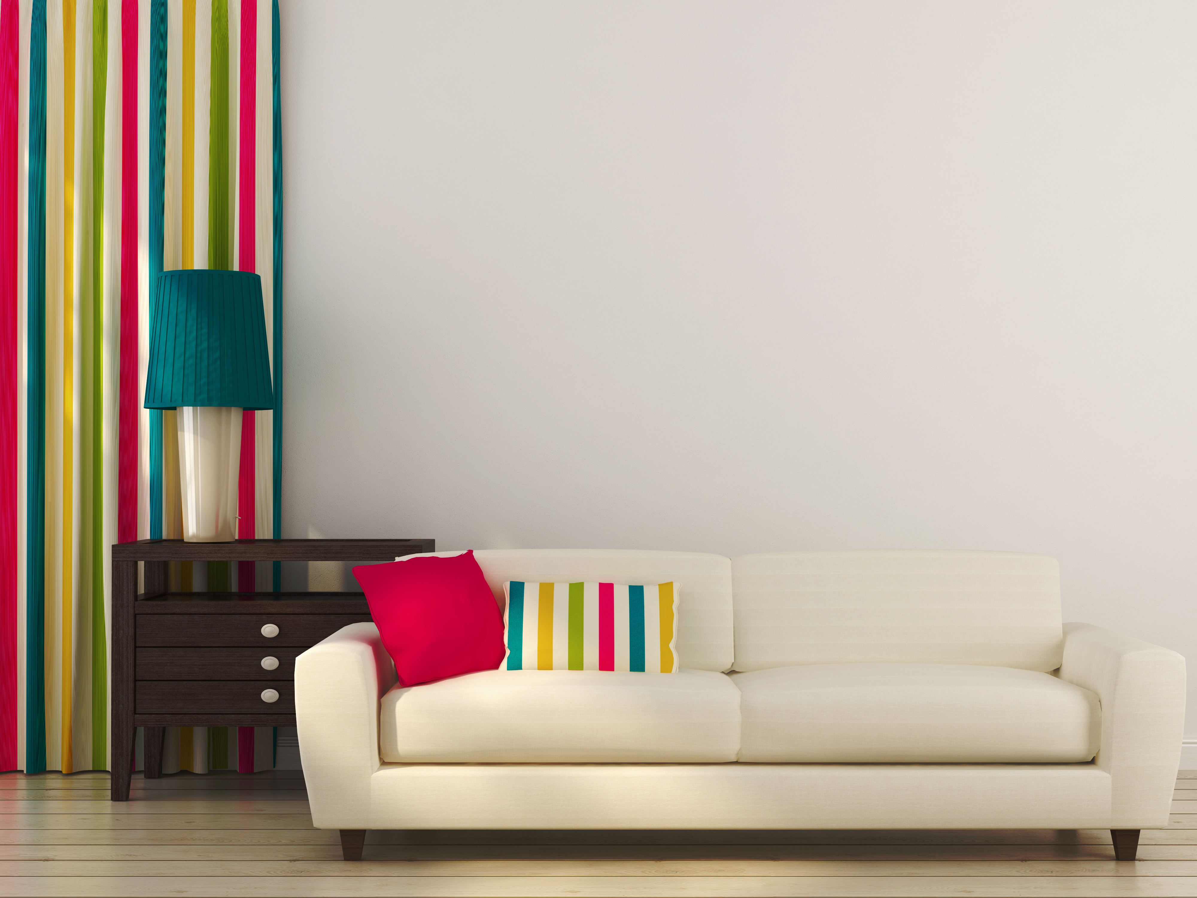 How To Decorate A Rented Home Smart Storage