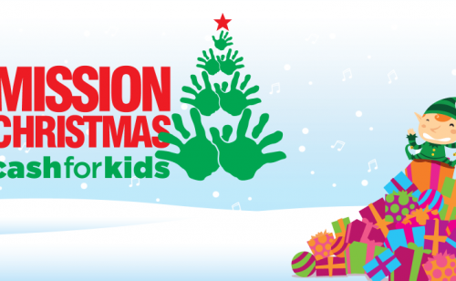 Cash for kids christmas appeal image