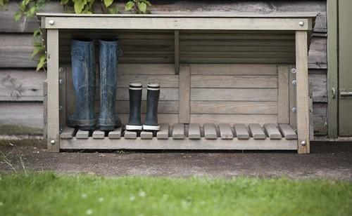 Garden Furniture Storage