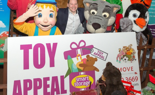 Smart Storage Toy Appeal