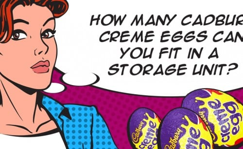 Creme Egg Mini Header Image