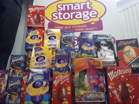 Altrincham Community - Smart Storage