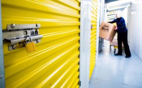 smart storage unit