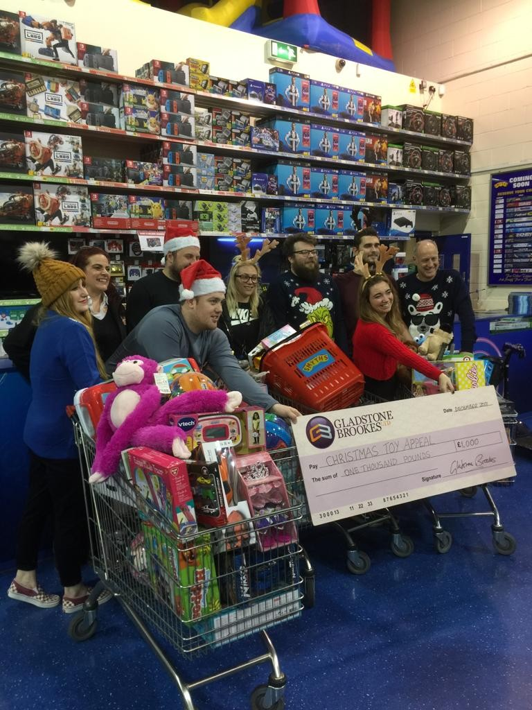 Gladstone Brookes Toy Dash in Smyths