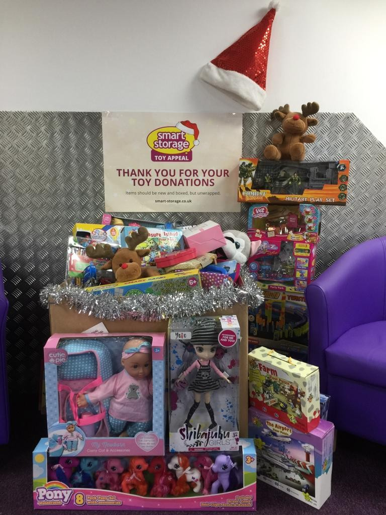 Widnes toy collection Dec 2018