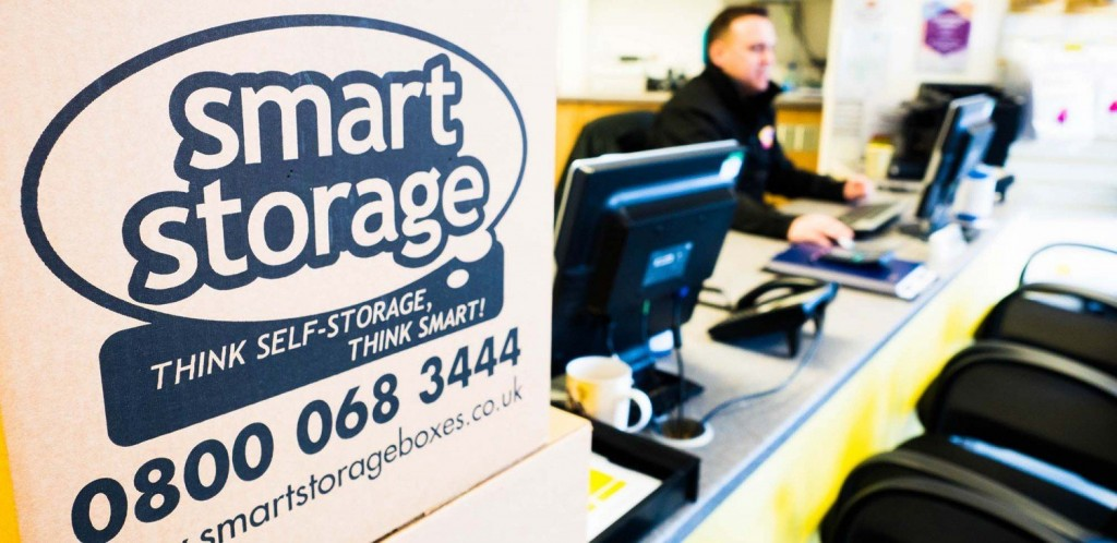 smart storage office