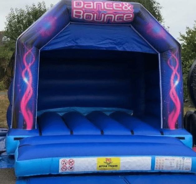 PG Bouncy Castle Hire