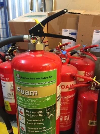 Hoyles Fire & Safety