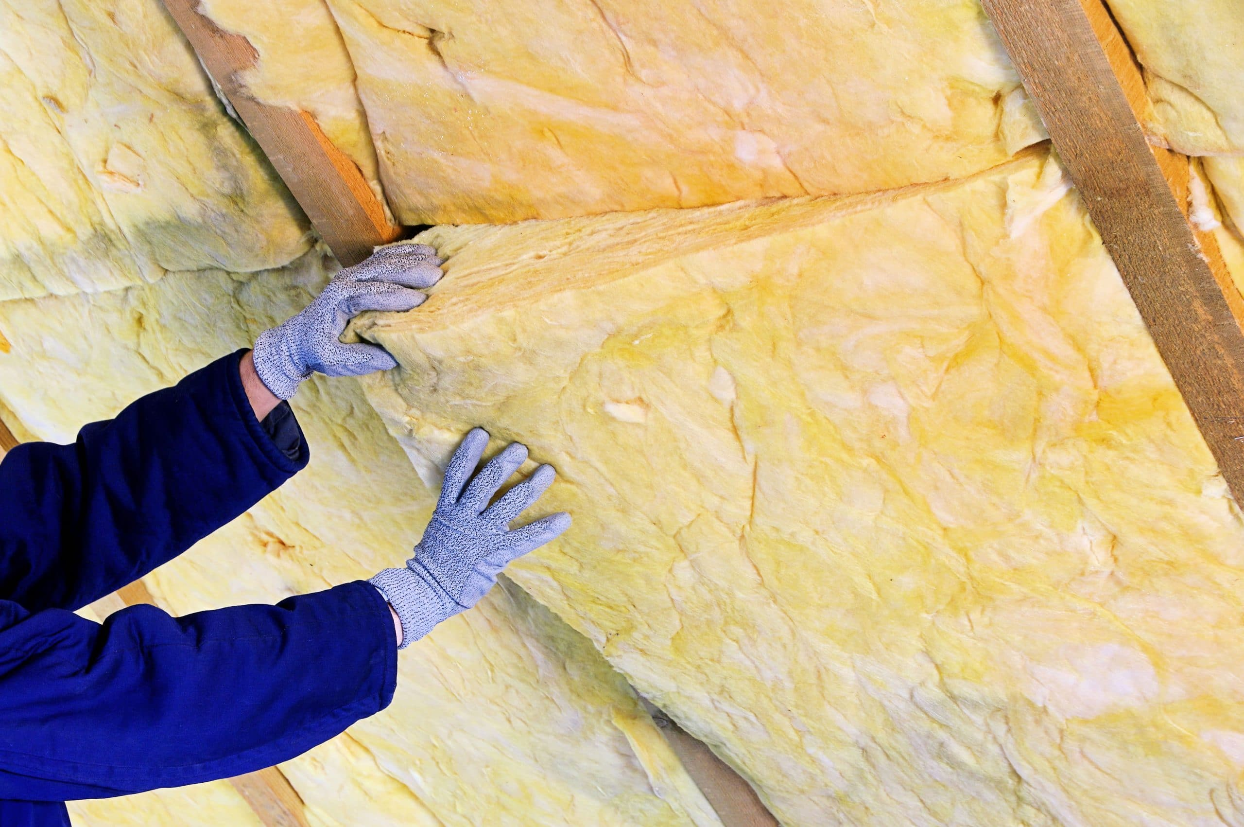 insulating house for cold weather