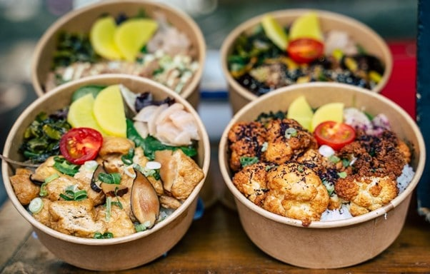 small food bowls
